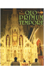 A Bula Quo Primum Tempore - São Pio V