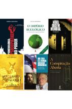 KIT - Nova Ordem Mundial (6 livros)