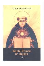 Santo Tomás de Aquino (Chesterton - Ecclesiae)