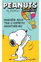 Peanuts: ninguém mais tem o espírito aventureiro