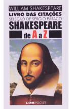Shakespeare de A Z - livro das citações