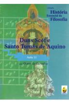 Coleção História Essencial da Filosofia (aula 11) - Duns Scot e Santo Tomás de Aquino