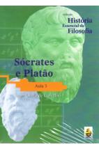 Coleção História Essencial da Filosofia (aula 03) - Sócrates e Platão